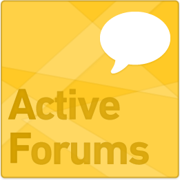 Active Forums
